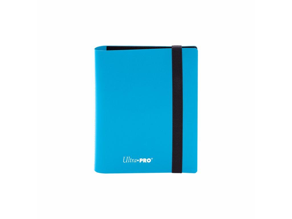 Ultra PRO - 2-Pocket PRO-Binder - Eclipse Sky Blue
