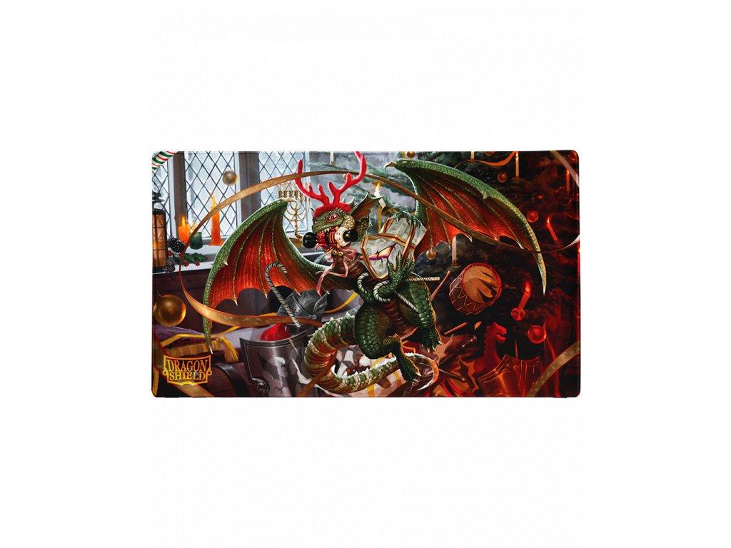 playmat christmas dragon 2020