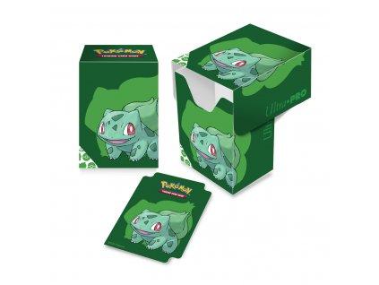 Pokémon TCG – Bulbasaur krabička na karty