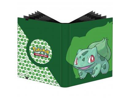 Ultra PRO – Pokémon TCG: Bulbasaur 9-Pocket PRO Binder