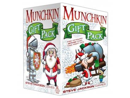 munchkin gift pack 2ptbox