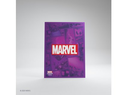GG Marvel Sleeves Single Front 0008