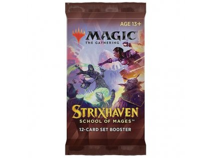 magic the gathering strixhaven school of mages set booster 60766669d669d