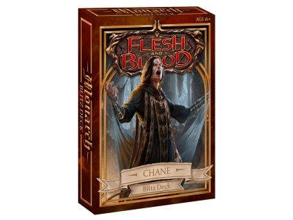 Flesh and Blood Monarch Blitz Deck - Chane