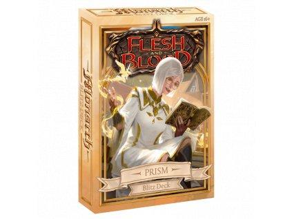 Flesh and Blood Monarch Prism Blitz Deck