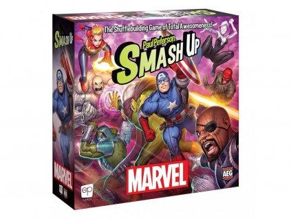 Smash Up - Marvel - EN