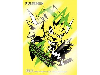 pulsemon card sleeves