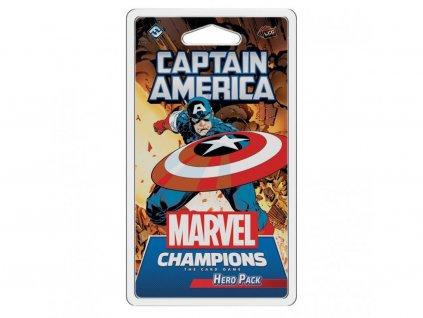 Marvel Champions - Captain America Hero Pack