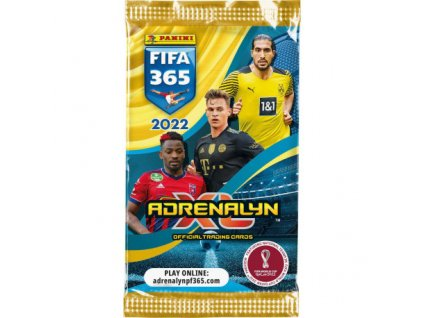 panini fifa 365 2021 2022 adrenalyn karty