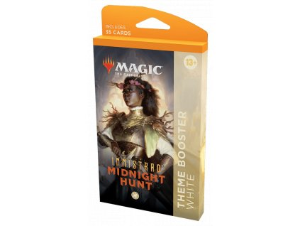 magic the gathering innistrad midnight hunt theme booster white 61545f628fdec