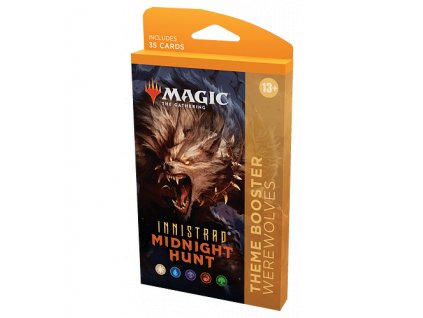magic the gathering innistrad midnight hunt theme booster werewolves 61545fb3ed3f6