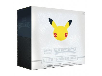 Pokémon TCG Celebrations - Elite Trainer Box