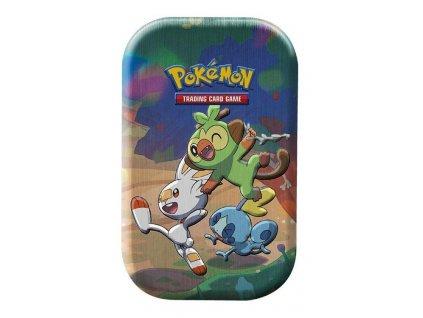 Pokemon Trading Card Game Celebrations Mini Tins Assortment (7)