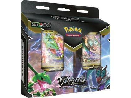 pokemon tcg v battle deck rayquaza vs noivern