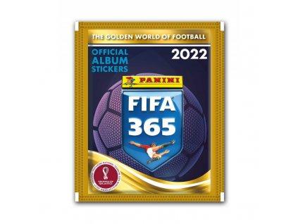 panini fifa 365 2021 2022 samolepky