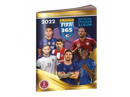 panini fifa 365 2021 2022 album