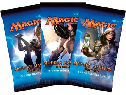 Modern Masters 2017 Edition Boosters