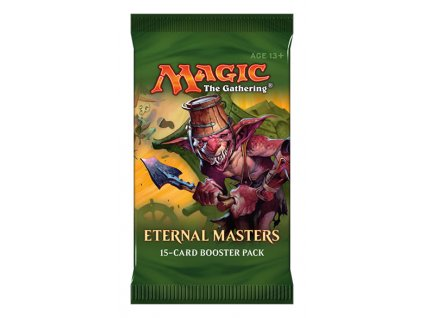 Eternal Masters Booster Pack Eternal Masters Spoilers MTG 1