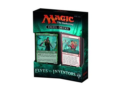 Duel Deck Elves vs. Inventors