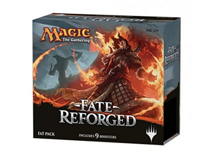 Magic The Gathering Fate Reforged Fat Pack 0