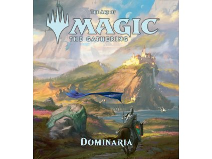 the art of magic the gathering dominaria 9781974700738 hr