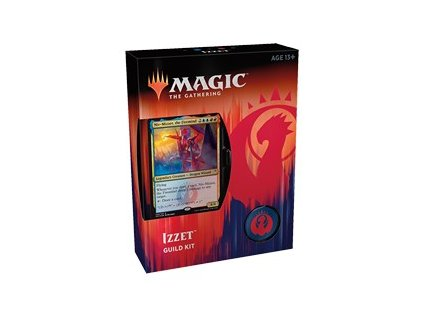Guilds of Ravnica Izzet Guild Kit