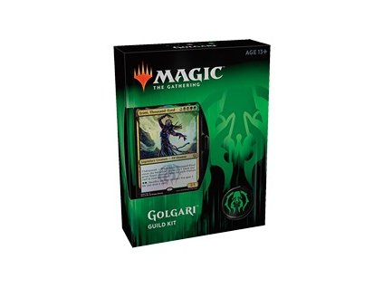 Guilds of Ravnica Golgari Guild Kit