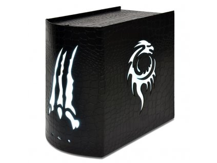 Ultra Pro Opus Illuminated Card Chest - Dragonhide