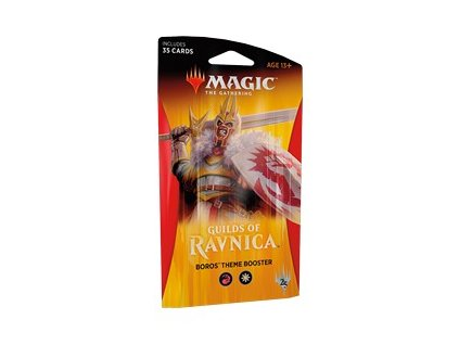 Magic: the Gathering - Guilds of Ravnica Theme Booster - Boros