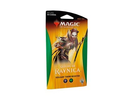 Magic: the Gathering - Guilds of Ravnica Theme Booster - Golgari
