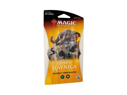 Magic: the Gathering - Guilds of Ravnica Theme Booster - Selesnya