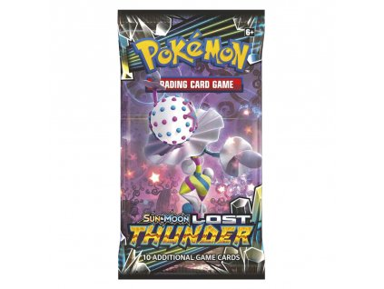 pokemon tcg sun moon lost thunder booster pack 3