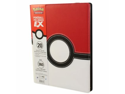 pokemon a4 premium album na 360 karet pokeball 5a20643aa3fa7