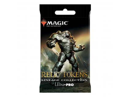 Ultra Pro Relic Tokens - Lineage Collection Pack
