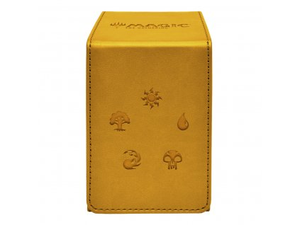 Ultra Pro - Alcove Flip Box - MTG Gold