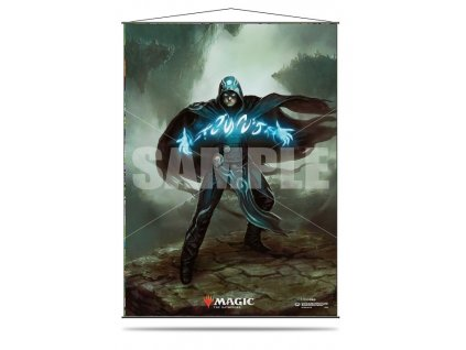 Ultra Pro - Magic: the Gathering Wall Scroll - Jace, the Mind Sculptor