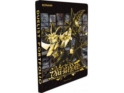 Yu Gi Oh Golden Duelist 9 Pocket Portfolio