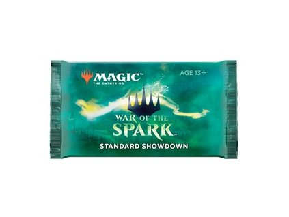 Magic: the Gathering - War of the Spark Standard Showdown Booster