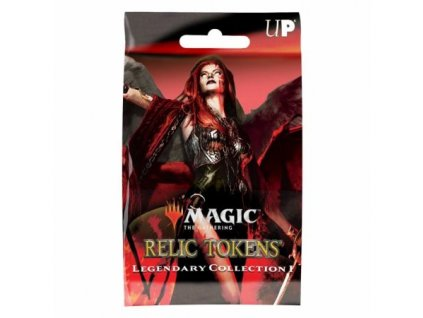 UltraPRO Relic Tokens Legendary pack