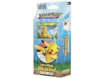 Lets Play Pikachu Deck