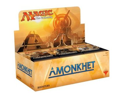 AMONKHET Booster Box Booster Box and Planeswalker Decks