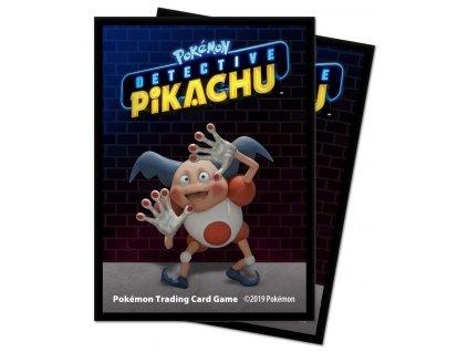 """Ultra Pro - Pokémon: Detective Pikachu """"Mr.Mime"""" obaly (65 obalů)"""