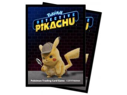 """Ultra Pro - Pokémon: Detective Pikachu """"Pikachu"""" obaly (65 obalů)"""