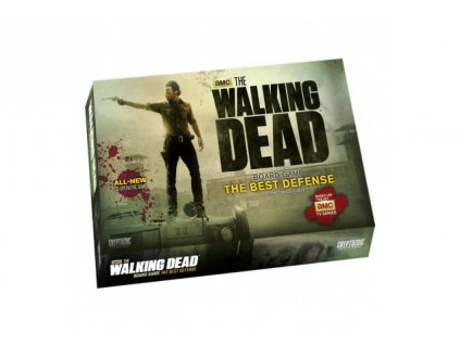 89751 Walking Dead Board Game The Best Defense English Version1 634x431