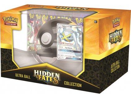 Hidden Fates Ultra Ball Collection Metagross GX Side