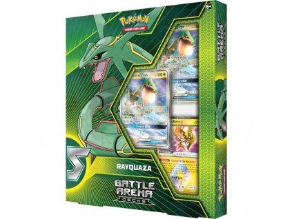 Pokémon: Battle Arena Decks - Rayquaza-GX vs. Ultra Necrozma-GX - Rayquaza Deck