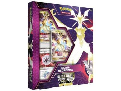 Pokémon: Battle Arena Decks - Rayquaza-GX vs. Ultra Necrozma-GX - Ultra Necrozma Deck