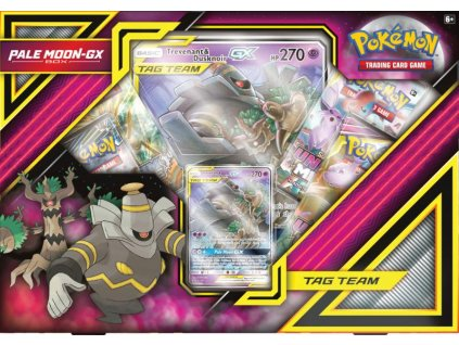 Pokémon - Pale Moon-GX Box