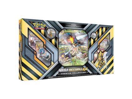Pokémon - Mega Beedrill-EX Premium Collection