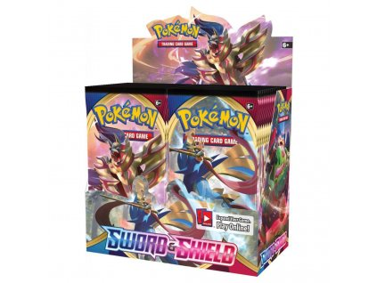 pok mon tcg sword shield booster pack 1
